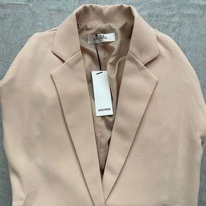 NEW Storets Blush Oversized Blazer